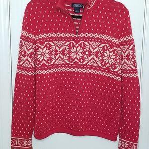 90's Lands' End Women's Sweater
